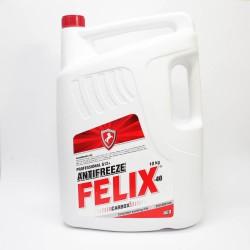 Антифриз FELIX G12 (10кг) красный -40